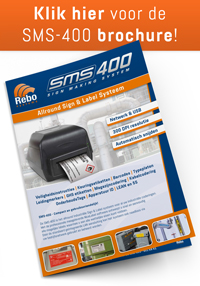 SMS-400 Professional Sign & Label Printer