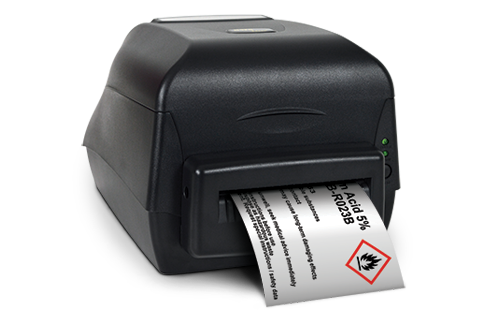 SMS-400 Professional Sign en Label Printer