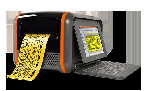 TORO Portable Label Printer    Labelling on the go! | Rebo
