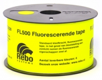 Fluorescerende tape (FL500)