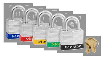 Pikt-O-Norm Master Lock & Tags
