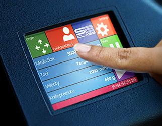 Summa S Class Touchscreen
