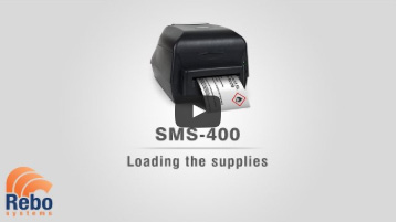 SMS-400 Loading supplies
