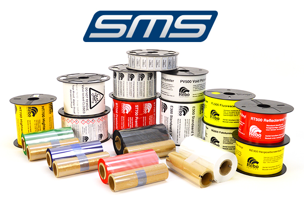 SMS Tapes & Printlinten
