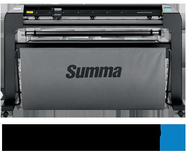 Summa S Class Series snijplotters