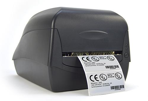 Type plates | SMS TAG-ID printer