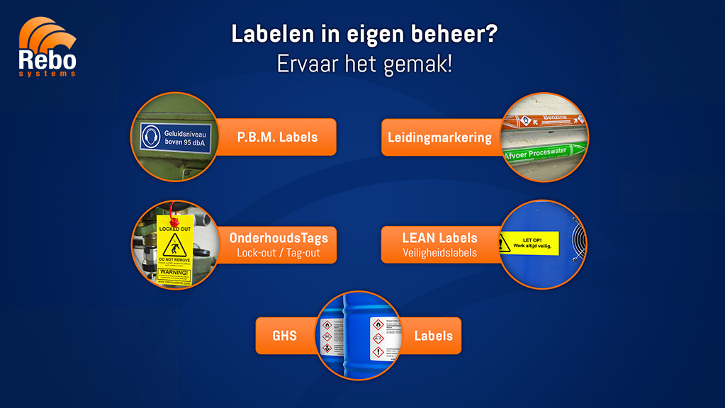 Health & Safety labelling solution | NiceLabel Powerforms